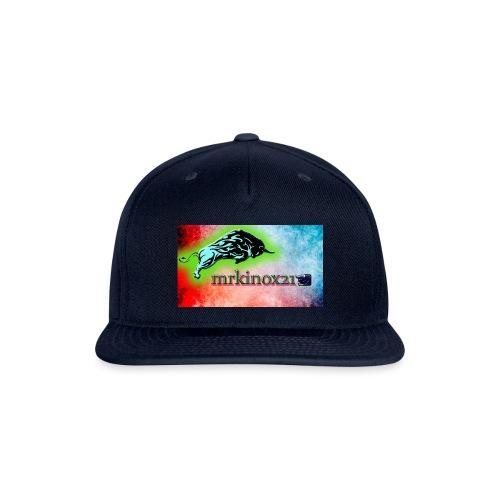 Taurus mrkinox - Snap-back Baseball Cap