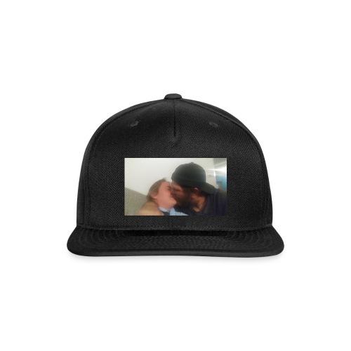 Snapshot 1 - Snap-back Baseball Cap