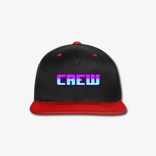 THE CREW SYMBLOY - Snap-back Baseball Cap