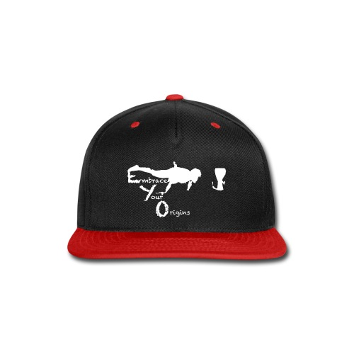 Embrace Your Origins - Snap-back Baseball Cap