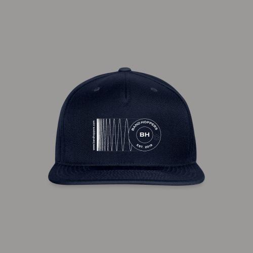 BandHoppers Logo #1 - Snap-back Baseball Cap