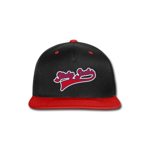 Sticky Sacks - Snap-back Baseball Cap