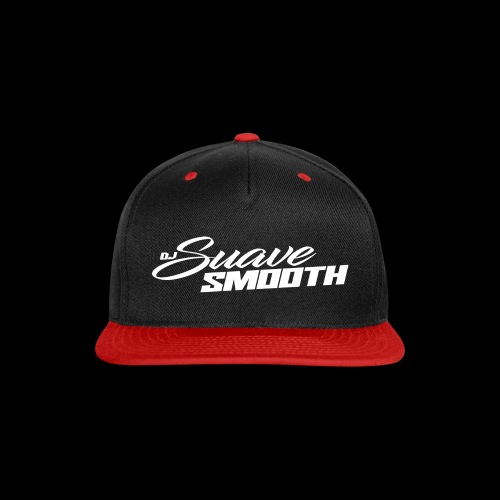 DJ Suavesmooth Logo - Snap-back Baseball Cap