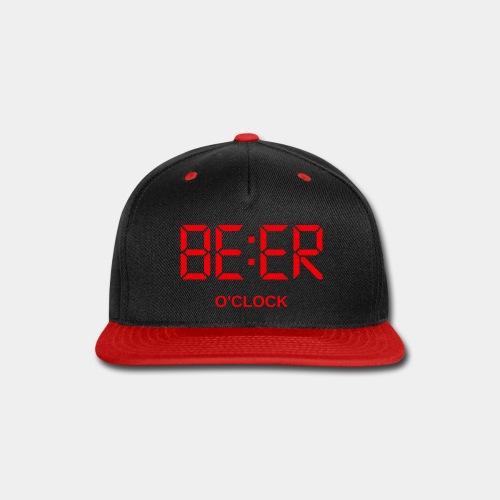 beer - Snap-back Baseball Cap