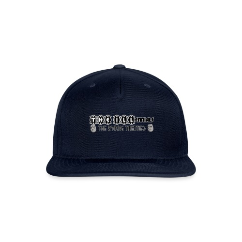 THE ILLennials - The Roaring Twenties Logo - Snapback Baseball Cap