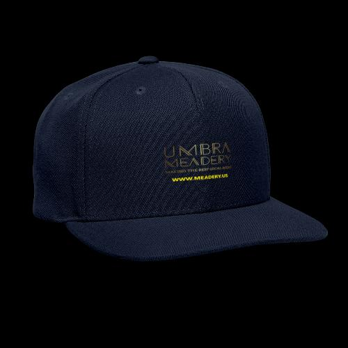 Umbra Meadery Logo Merch - Snapback Baseball Cap