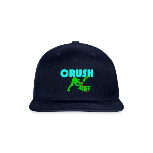 Original Crush Line - Snapback Baseball Cap