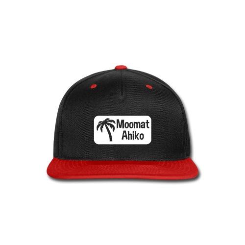 Moomat Ahiko retro white - Snap-back Baseball Cap