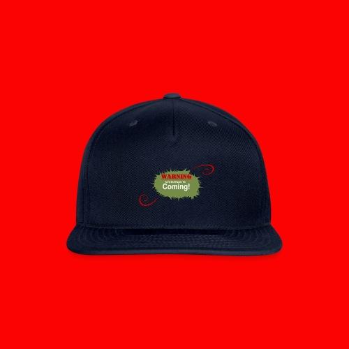 Christmas_is_Coming - Snapback Baseball Cap