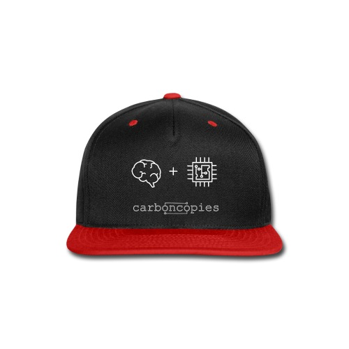 Carboncopies T-Shirt - Snap-back Baseball Cap