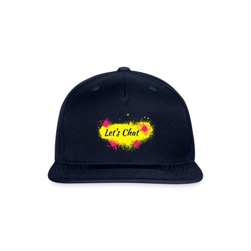 1 - Snapback Baseball Cap