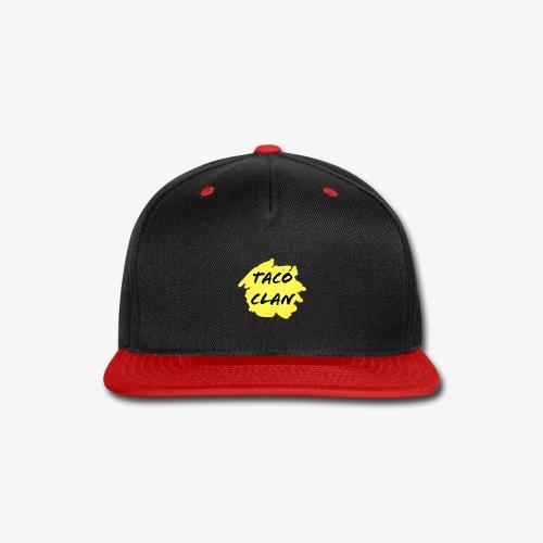 TACO CLAN LOGO MERCH - Snap-back Baseball Cap