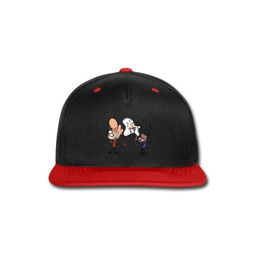 Pop Your Bubble - Snap-back Baseball Cap