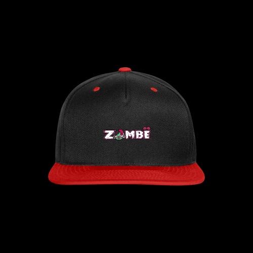 ZOMBË - Snap-back Baseball Cap