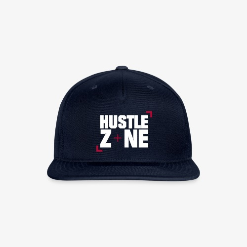 Hustle Zone TV - Snapback Baseball Cap