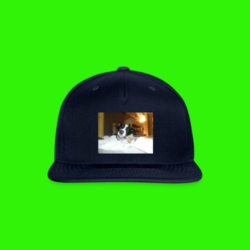 Sportswear (Eating Bone) - Snapback Baseball Cap