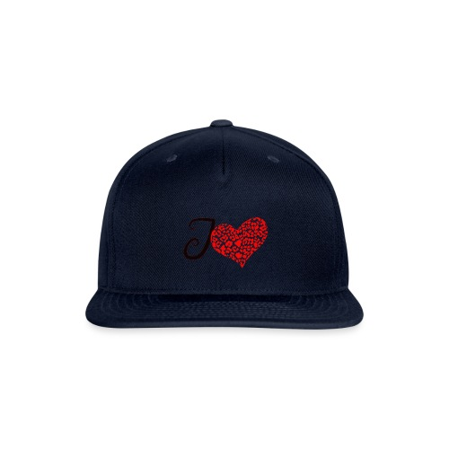 I Love... - Snapback Baseball Cap