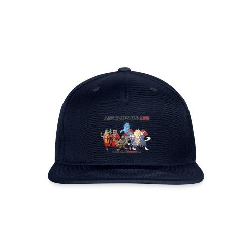 AssociatesForLifeArc2 - Snapback Baseball Cap