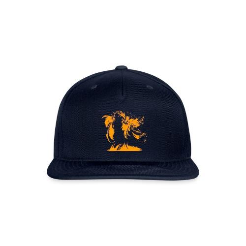 Map - Snapback Baseball Cap