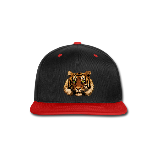 Tiger Thoughts - Snap-back Baseball Cap