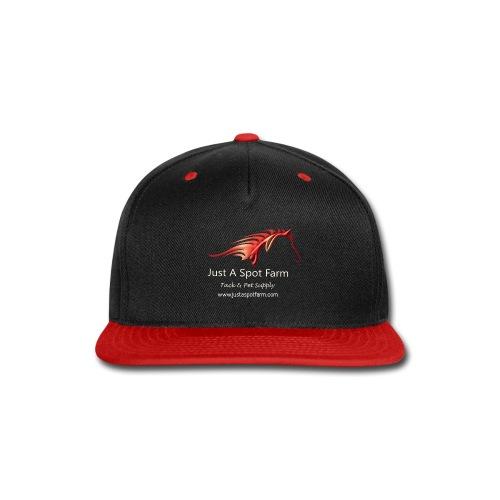 JASF Logo - Snap-back Baseball Cap