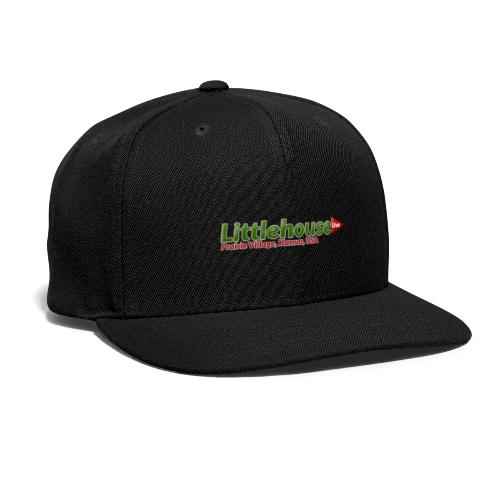 Littlehouse Logo - Snap-back Baseball Cap