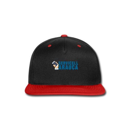 Servicell Arauca - Snap-back Baseball Cap