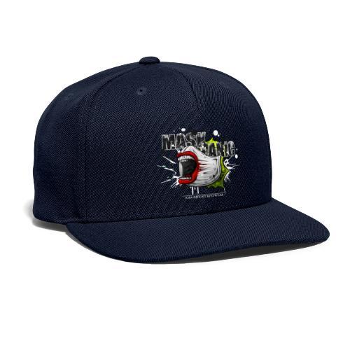 mask panic - Snapback Baseball Cap