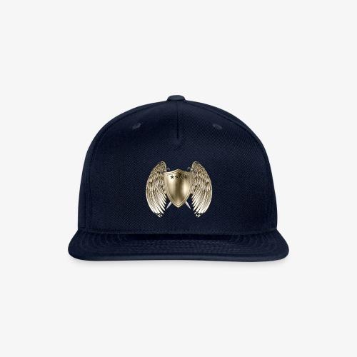 GOLD SHIELD-21 - Snapback Baseball Cap