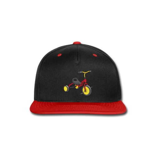 Tricycle for kids - Snap-back Baseball Cap