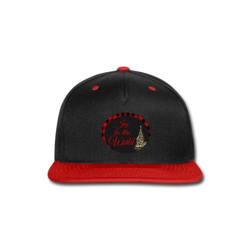 Joy to the World - Snap-back Baseball Cap