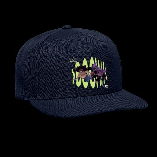 Boom! - Snapback Baseball Cap