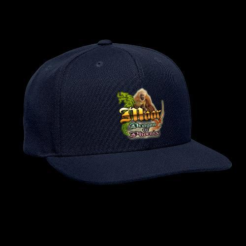 Moor Questions - Snapback Baseball Cap