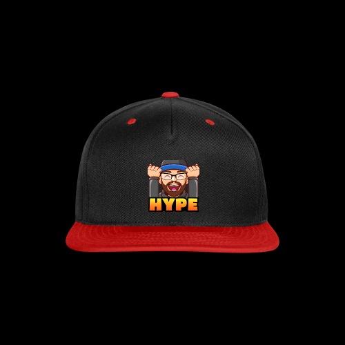 HYPE - Snap-back Baseball Cap