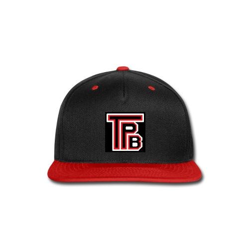 ThePunisherBoe Logo 2 - Snap-back Baseball Cap
