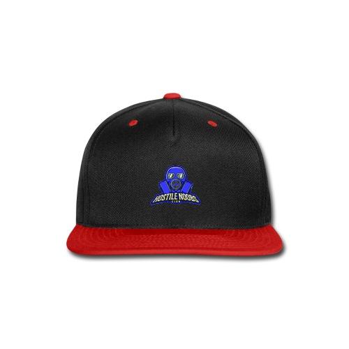 Hostile Noobs Merch - Snap-back Baseball Cap