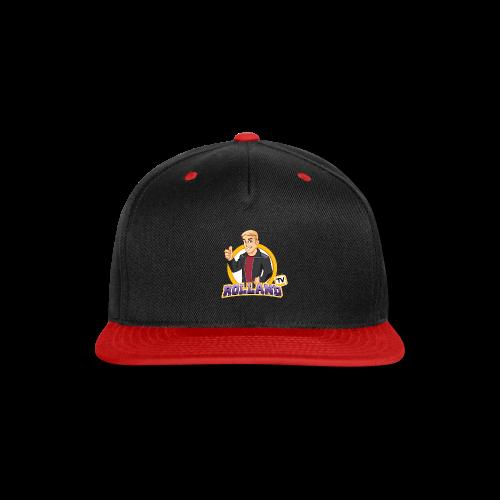 RollandTV - Snap-back Baseball Cap