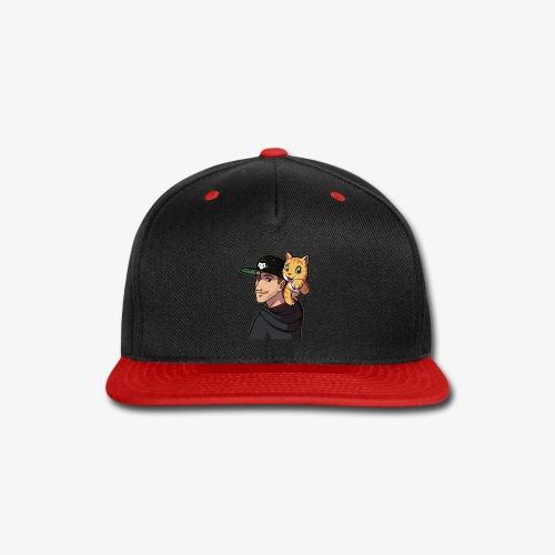 redsnoW Logo - Snap-back Baseball Cap