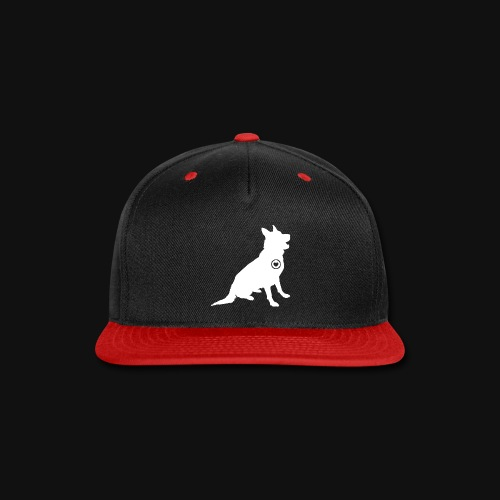 German Shepherd love - Snap-back Baseball Cap