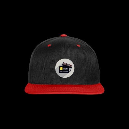 Scam life - Snap-back Baseball Cap