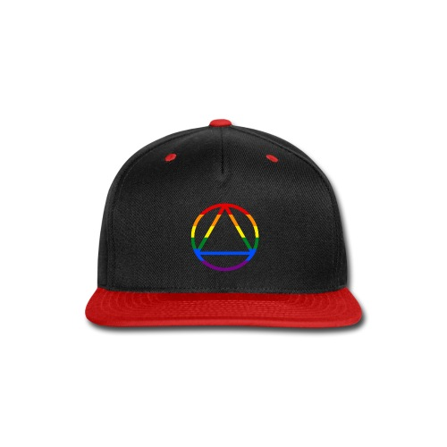 PRIDE IN RECOVERY - No.001 - Snap-back Baseball Cap