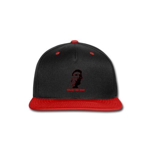 Trust No One - Snap-back Baseball Cap