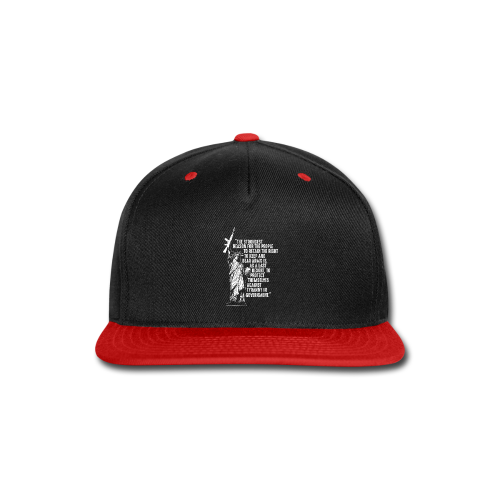 Right To Bear Arms - Snap-back Baseball Cap