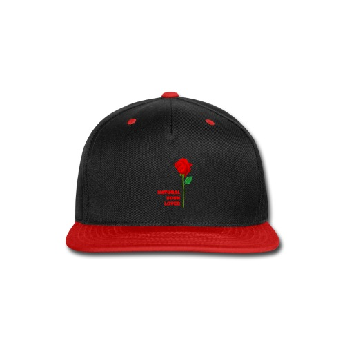 Natural Born Lover - I'm a master in seduction! - Snap-back Baseball Cap