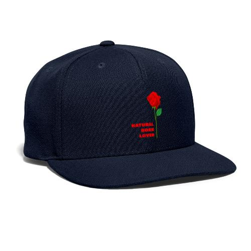 Natural Born Lover - I'm a master in seduction! - Snapback Baseball Cap