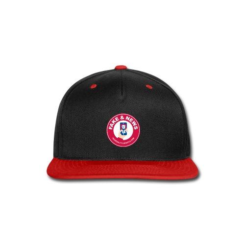 #FAKENEWS Classic - Snap-back Baseball Cap