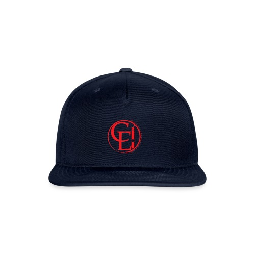 The Cigar Experience Branded Merch - Snap-back Baseball Cap