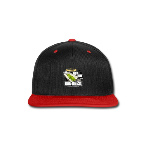 not the bad ones - Snap-back Baseball Cap