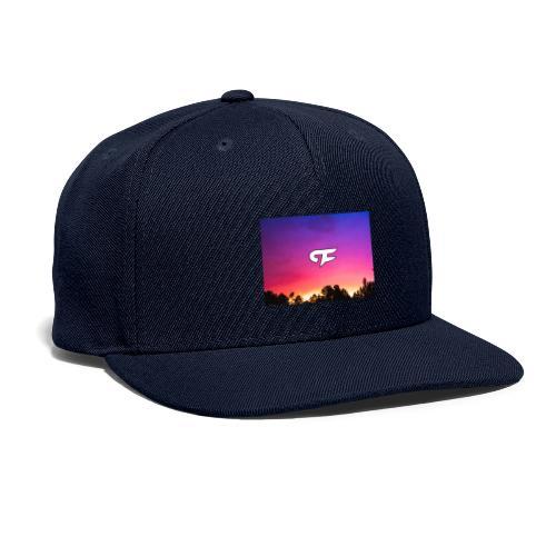 MINI LOGO - Snapback Baseball Cap