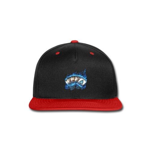 ALL IN - Snap-back Baseball Cap